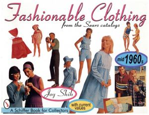 Fashionable Clothing from the Sears Catalogs mid 1960sのサムネール